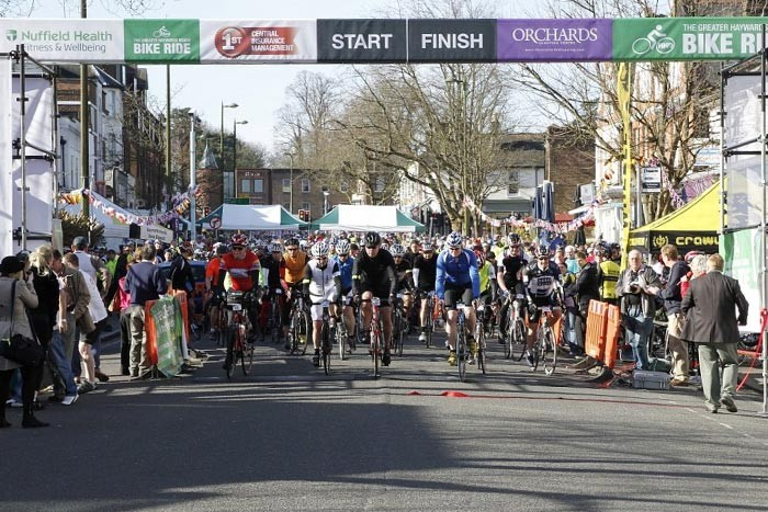 Greater Haywards Heath bike Ride